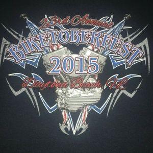 Biketoberfest 23rd Annual Daytona Beach T-Shirt